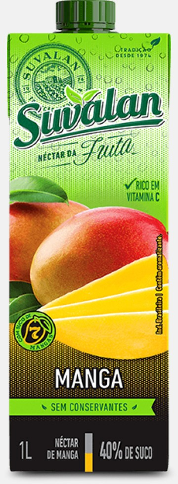 Néctar da Fruta-Manga