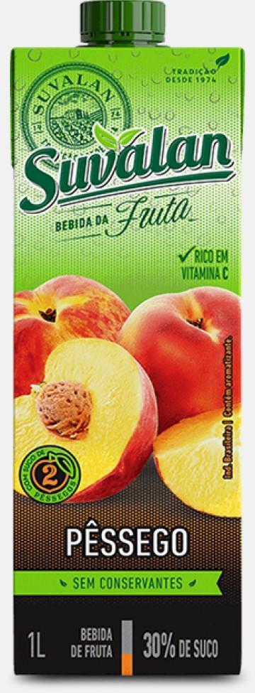 Néctar da Fruta-Pêssego